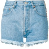 Couture Forte Dei Marmi embellished denim shorts