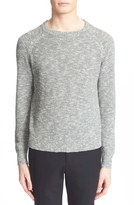 Todd Snyder Seed Stitch Cotton & Cashmere Pullover