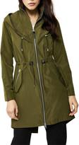 Mackage Franki Hooded Fishtail Parka Rain Jacket