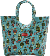 Green Robot Everyday Tote