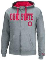 NCAA Men's Ohio State Buckeyes Foundation Full-Zip Hoodie
