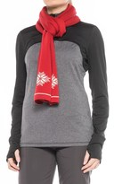 Dale of Norway Geilo Scarf - Merino Wool (For Women)
