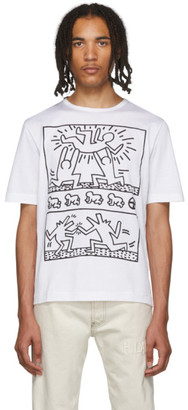 Études White Keith Haring Edition Unity T-Shirt