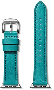 Shinola Nappa Leather Strap for Apple Watch, 20mm