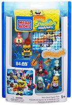 Mega Bloks SpongeBob SquarePants Rock Band Figure Pack