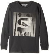 Munster Saturday Jersey Long Sleeve Tee Boy's Long Sleeve Pullover