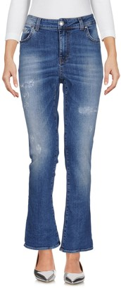 Aglini Denim pants - Item 42634703PG