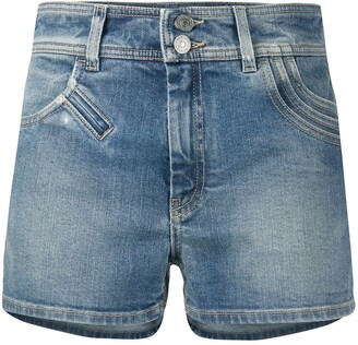 Givenchy hotpant denim shorts
