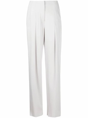 Giorgio Armani Wide Leg Tailored Trousers