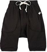 Lennon + Wolfe Supima® Cotton-Blend Jersey Drop-Rise Jogger Pants