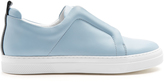 Pierre Hardy Low-top leather trainers