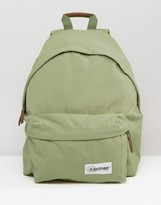 Eastpak Padded Pak'r Backpack in Moss Green