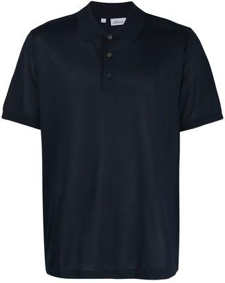 Brioni Short-Sleeved Polo Shirt