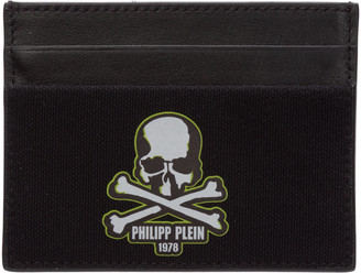 Philipp Plein Skull Credit Card Holder