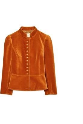 Tory Burch Velvet Jacket
