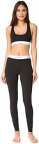 Calvin Klein Underwear Modern Cotton Bralette & Leggings Set