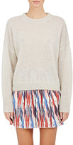 Etoile Isabel Marant Women's Clifton Sweater-IVORY, NUDE