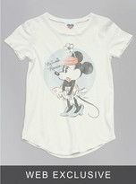 Junk Food Clothing Toddler Girls Minnie Mouse Tee-sugar-2t