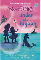 Disney The Never Girls Book - ''Under the Lagoon''