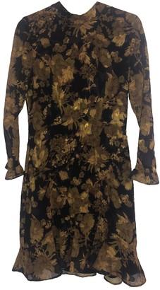 Whistles Gold Dress for Women