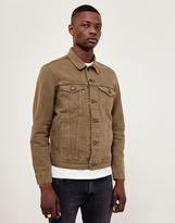 Levi's The Trucker Jacket Khaki