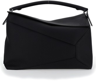 Loewe Puzzle Edge Large Shoulder Bag