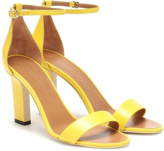 Victoria Beckham Anna leather sandals