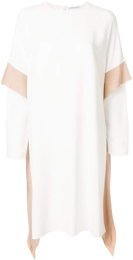 Agnona double sleeve dress