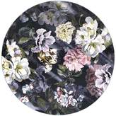 Designers Guild Delft Flower Noir Rug