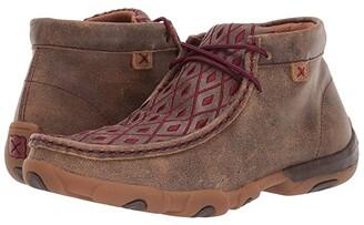 Twisted X WDM0071 (Bomber/Mahogany) Women's Boots