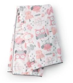 Levtex Baby Night Owl Crib Blanket Bedding