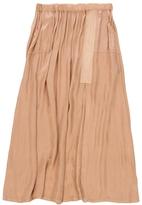 Raquel Allegra Ribbon Midi Skirt
