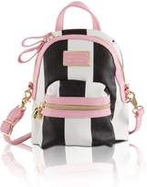 Betsey Johnson Mini Convertible Cross-body Backpack