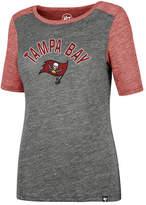'47 Women's Tampa Bay Buccaneers Encore Empire T-Shirt