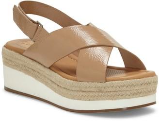 Corso Como Penelopy Platform Wedge Sandal