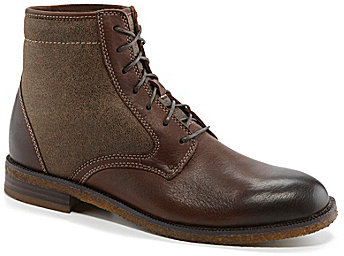 Johnston & Murphy J&M Est. 1850 Burchfield Shearling Boots