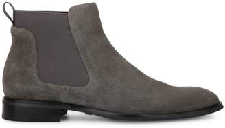 Kenneth Cole Tully Suede Chelsea Boots