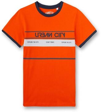 Sanetta Boy's T-Shirt Pyjama Top