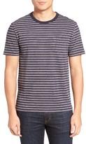 Jack Spade Men's Stripe Pocket T-Shirt