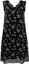 Blumarine floral-print sleeveless dress