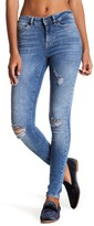 Vero Moda Seven Super Slim Distressed Jean