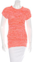 Stella McCartney Sleeveless Rib Knit Top