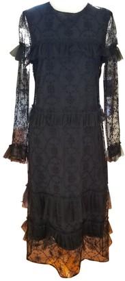Burberry Black Lace Dresses