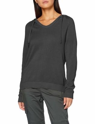 Cecil Women's 301267 Hoodie Hooded Sweatshirt