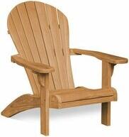 Adirondack Dewayne Teak Chair Highland Dunes