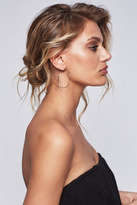 Jules Smith Designs Womens ESSENTIAL HOOP EARRING