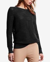 Lauren Ralph Lauren Open-Knit Sweater