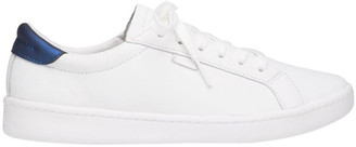 Keds Ace WH61496 White Leather/Navy Sneaker