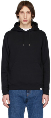 Norse Projects Black Vagn Classic Hoodie