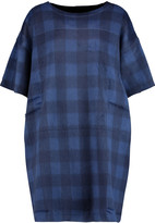 MM6 MAISON MARGIELA Plaid felt dress